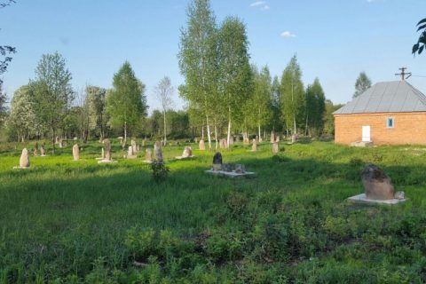 Cemeteries / Oholei Tzadikim